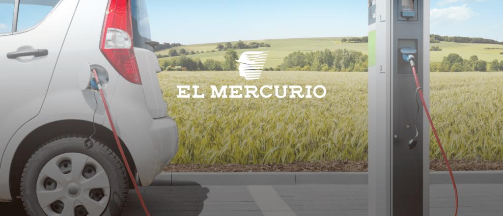 Innovación en El Mercurio: La revancha del auto eléctrico