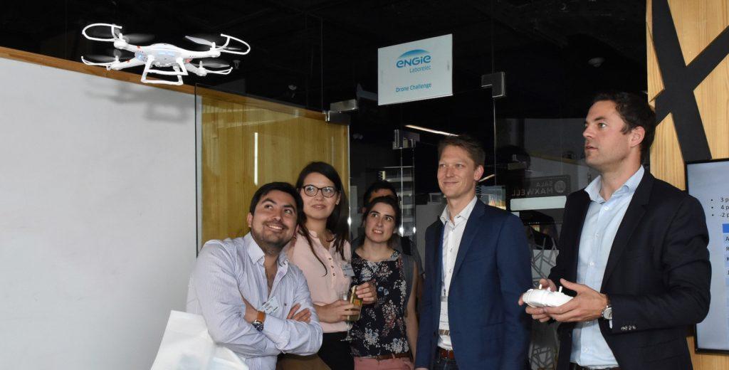 ENGIE inaugura el primer espacio dedicado a I+D+i en energía en Chile