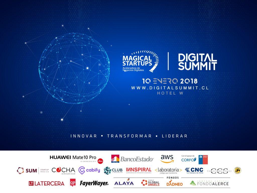 Digital Summit 2018: INNSPIRAL estará presente junto a destacados exponentes internacionales