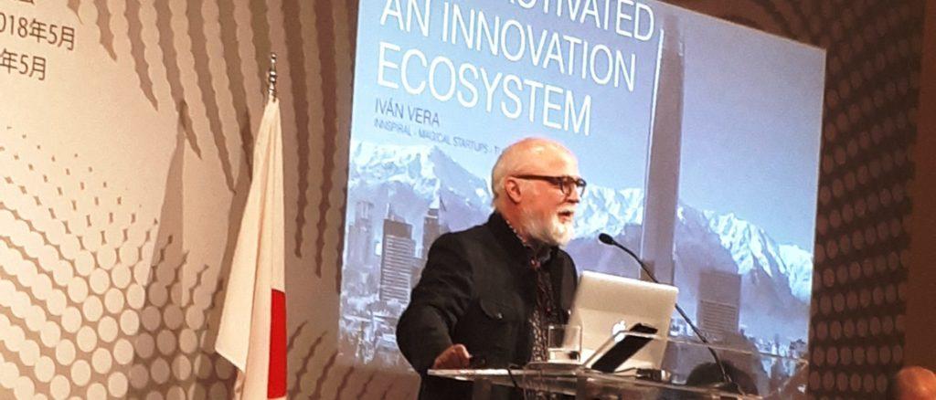 INNSPIRAL lidera componente de Innovación en Reunión de Comité Empresarial Chile-Japón