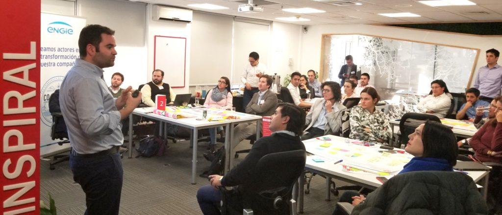 INNSPIRAL oficia de anfitrión de Co.Leaders para Engie Latinoamérica