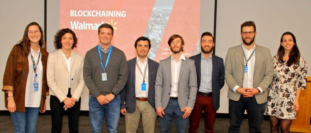 Blockchain: Expertos de INNSPIRAL presentan en Walmart Chile