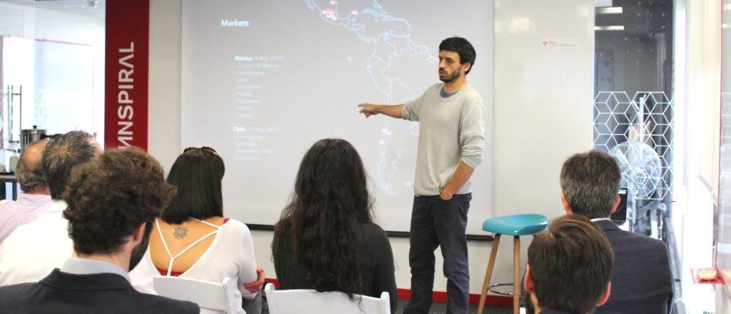 """Co-fundador de Cornershop: """"Nunca quisimos ser el futuro de los supermercados, sino la mejor empresa de software de Latinoamérica"""""""