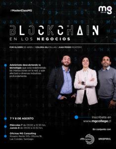 blockchain mg college